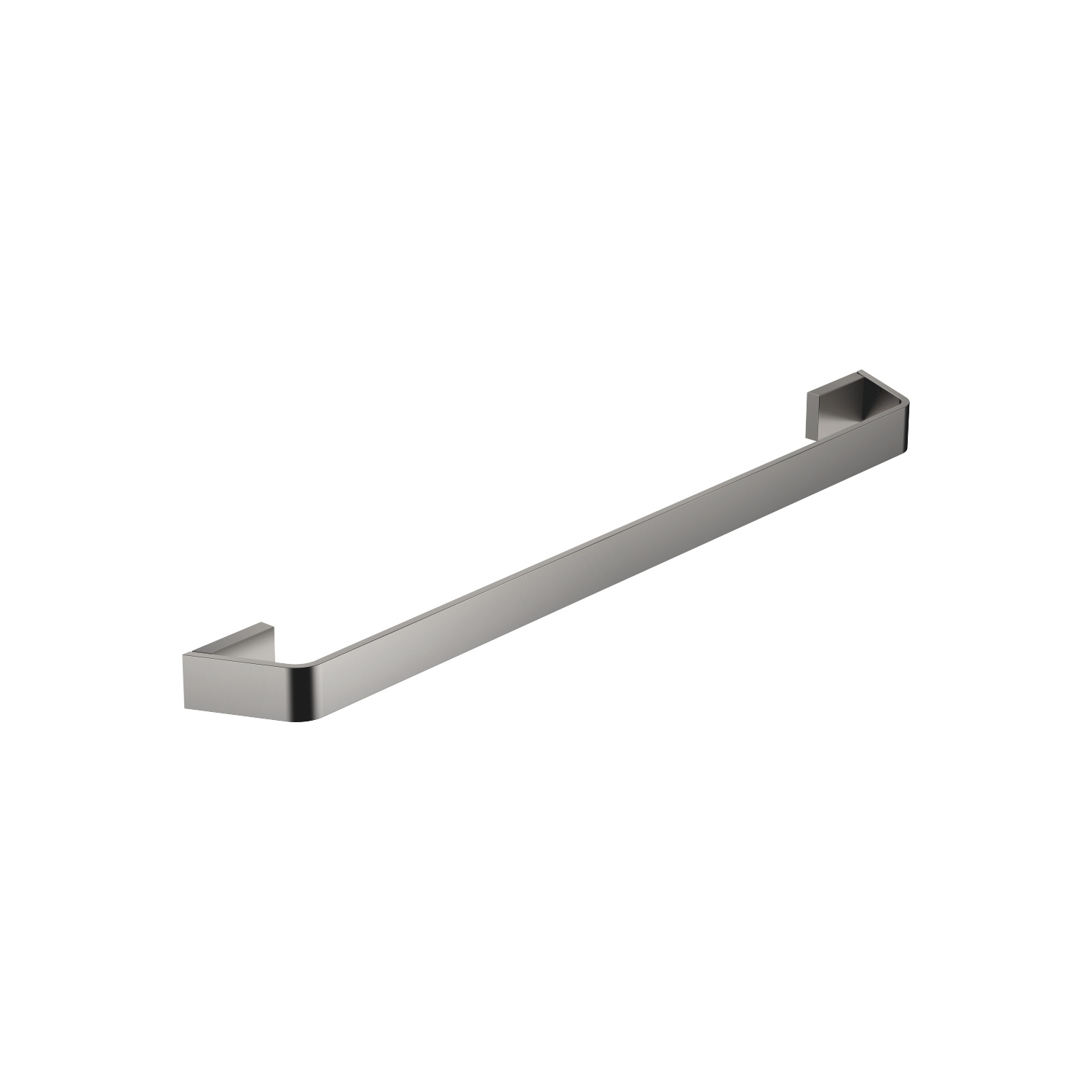 Towel bar - Dark Platinum matt