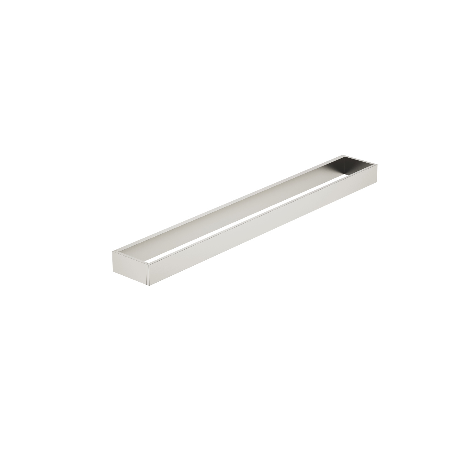 Towel bar - platinum matt