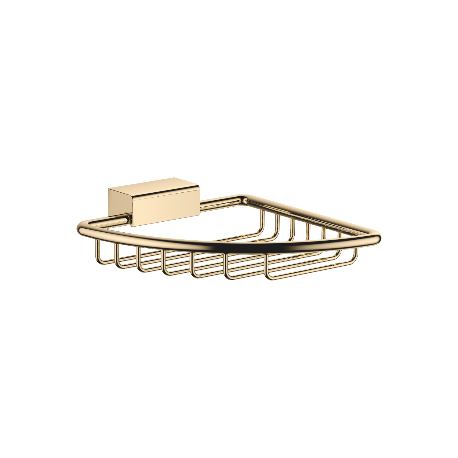 Soap basket for corner installation - Durabrass - 83 281 530-09