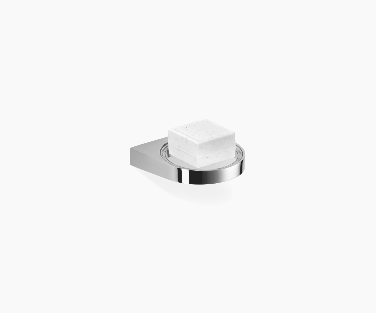 Soap dish wall model - polished chrome - 83 410 840-00
