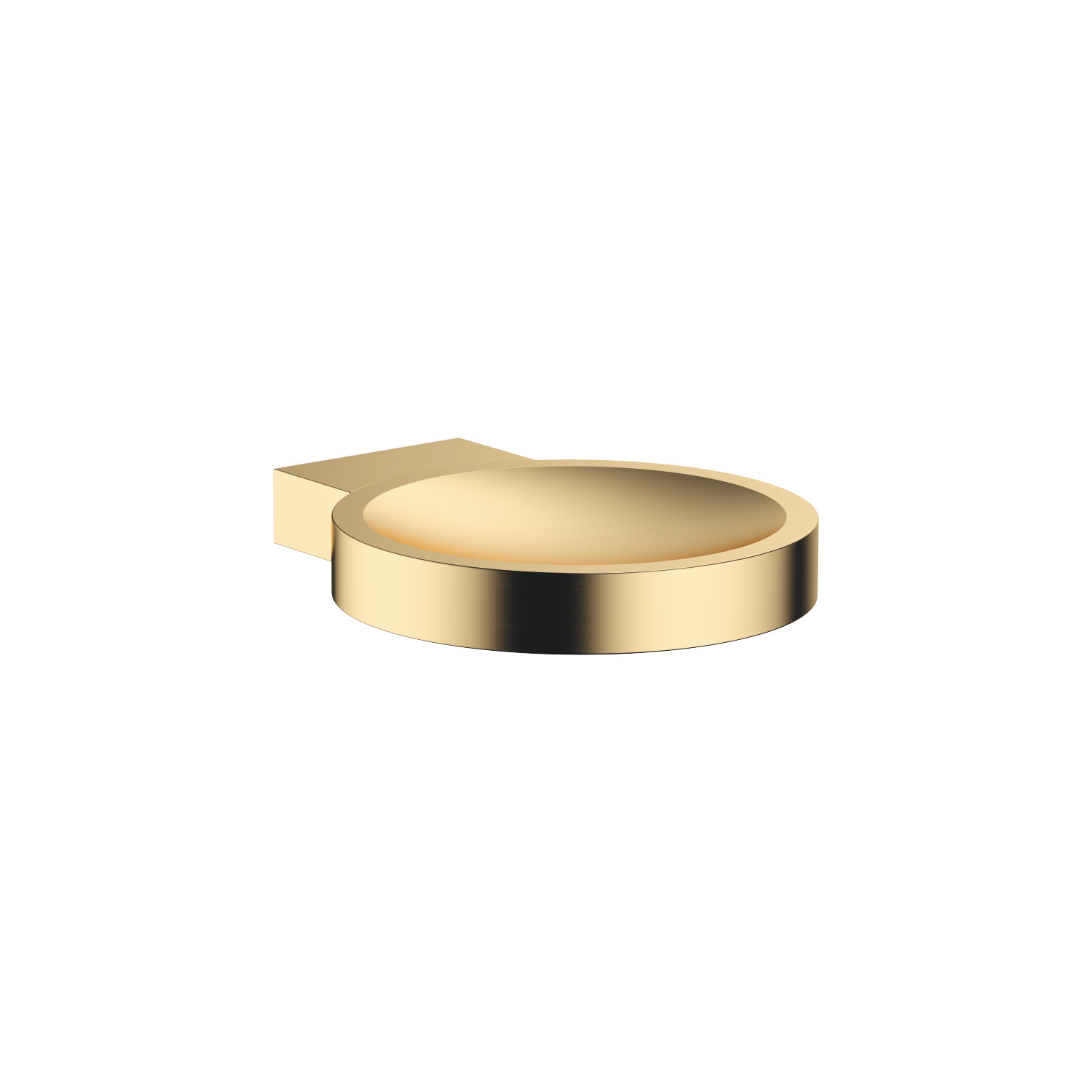 Soap dish wall model - brushed Durabrass - 83 410 979-28