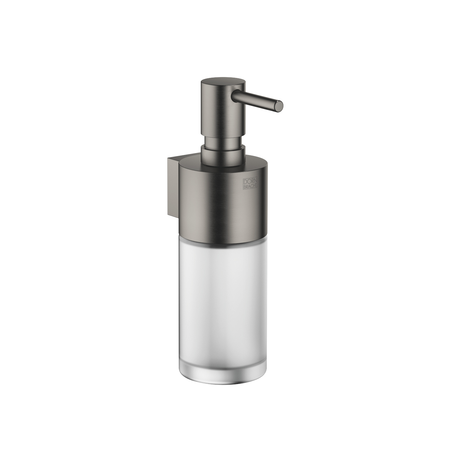 Dispenser wall model - Dark Platinum matt - 83 435 970-99