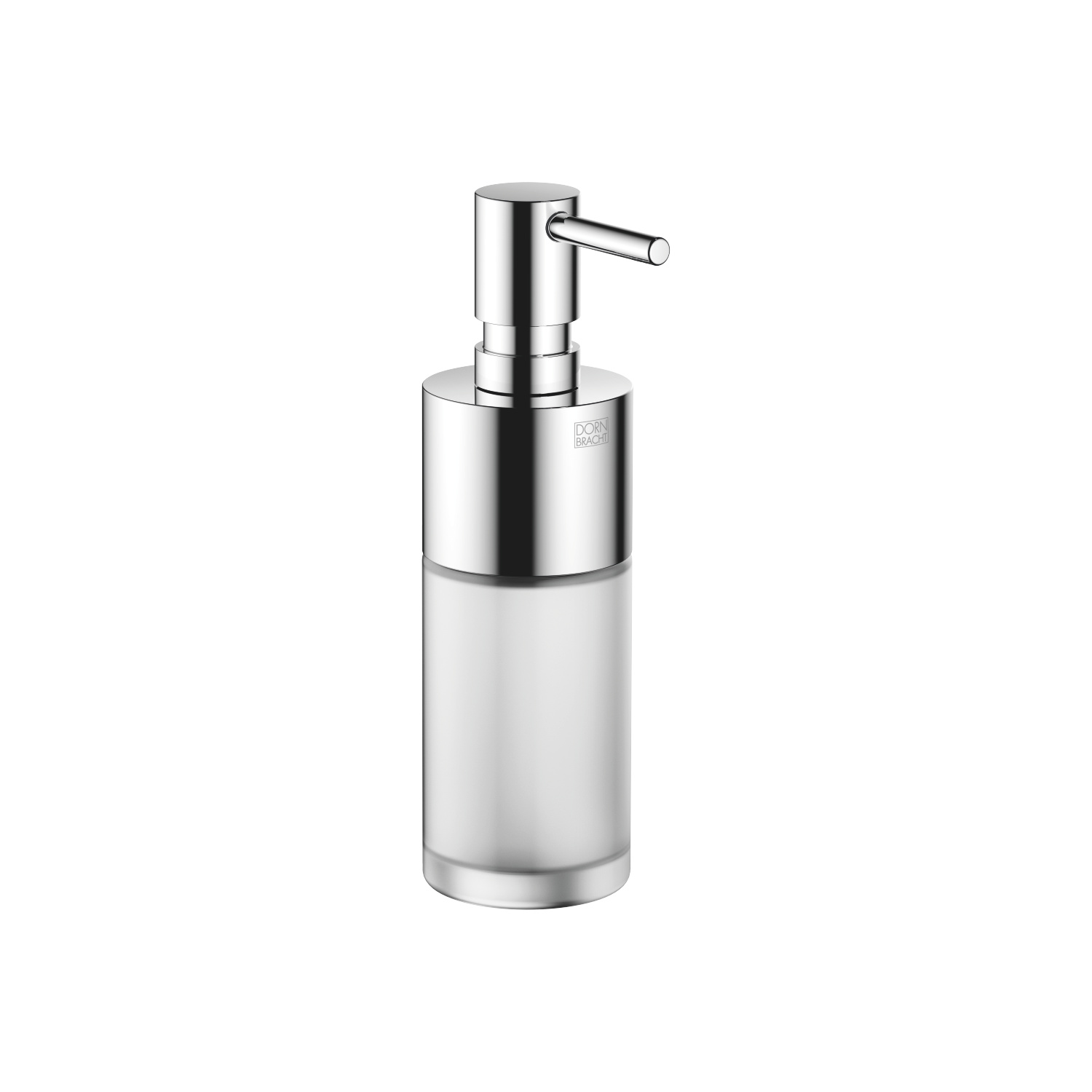 Dispenser free-standing model - polished chrome