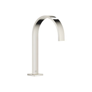 eSET Touchfree Basin mixer without pop-up waste with temperature setting - platinum - 13716782-08_1_4276597090_1
