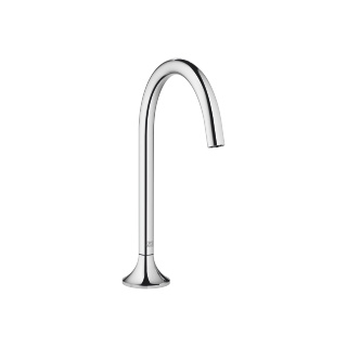 eSET Touchfree Basin mixer without pop-up waste with temperature setting - polished chrome - 13716809-00_1_4276597090_1