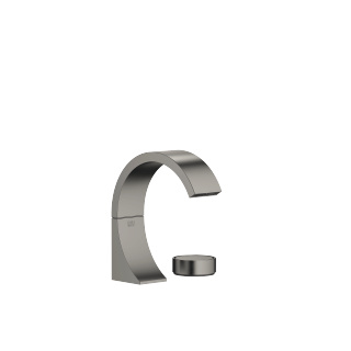 Two-hole lavatory mixer without drain - Dark Platinum matte - 29217811-990010_1_11188811-99_1