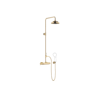 Showerpipe with shower thermostat - Durabrass - 34459360-090010_1_11420360-09_1