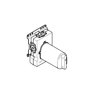 "xTOOL UP-Thermostatmodul ohne Mengenregulierung 3/4"" - - 3550397090"