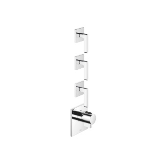 xTOOL thermostat with three volume controls - polished chrome - 36416985-00_1_36310715-00_3