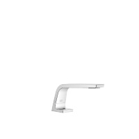Deck-mounted basin spout without pop-up waste - polished chrome - 13714705-00