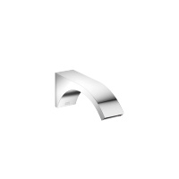 Wall-mounted basin spout without pop-up waste - polished chrome - 13805811-00