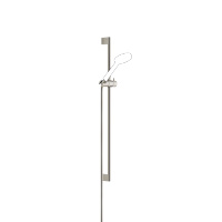Shower set without hand shower - platinum matt - 26413979-06