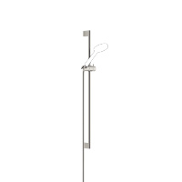 Shower set without hand shower - platinum - 26413979-08