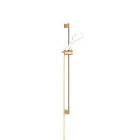 Shower set without hand shower - brushed Durabrass - 26413979-28