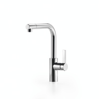 Single-lever mixer - brushed Durabrass - 33826790-280010