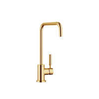 Single-lever mixer - brushed Durabrass - 33820625-28