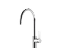 Single-lever mixer - polished chrome - 33826875-00