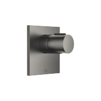 "xTOOL Concealed thermostat without volume control 1/2"" - Dark Platinum matt - 36501780-99"