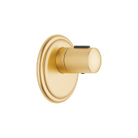 """xTOOL Concealed thermostat without volume control 1/2"""" - brushed Durabrass - 36501977-28"""