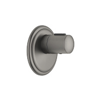 "xTOOL Concealed thermostat without volume control 1/2"" - Dark Platinum matte - 36501977-99"