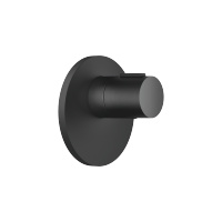 """xTOOL Concealed thermostat without volume control 1/2"""" - matt black - 36501979-33"""