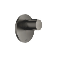 "xTOOL Concealed thermostat without volume control 1/2"" - Dark Platinum matt - 36501979-99"