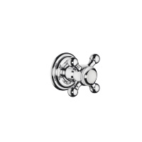 "Wall valve clockwise closing 1/2"" - polished chrome - 36607361-00"