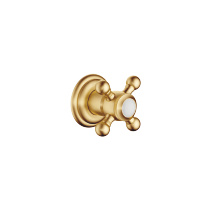 "Wall valve clockwise closing 1/2"" - brushed Durabrass - 36607361-28"