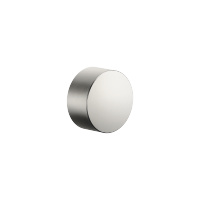"Volume Control clockwise-closing 1/2"" - platinum matte - 36607740-06"