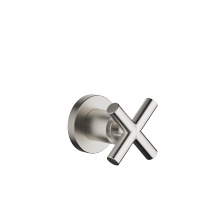 "Wall valve clockwise closing 1/2"" - platinum matt - 36607892-06"