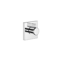 "Volume Control counter-clockwise closing 1/2"" - polished chrome - 36607985-00"